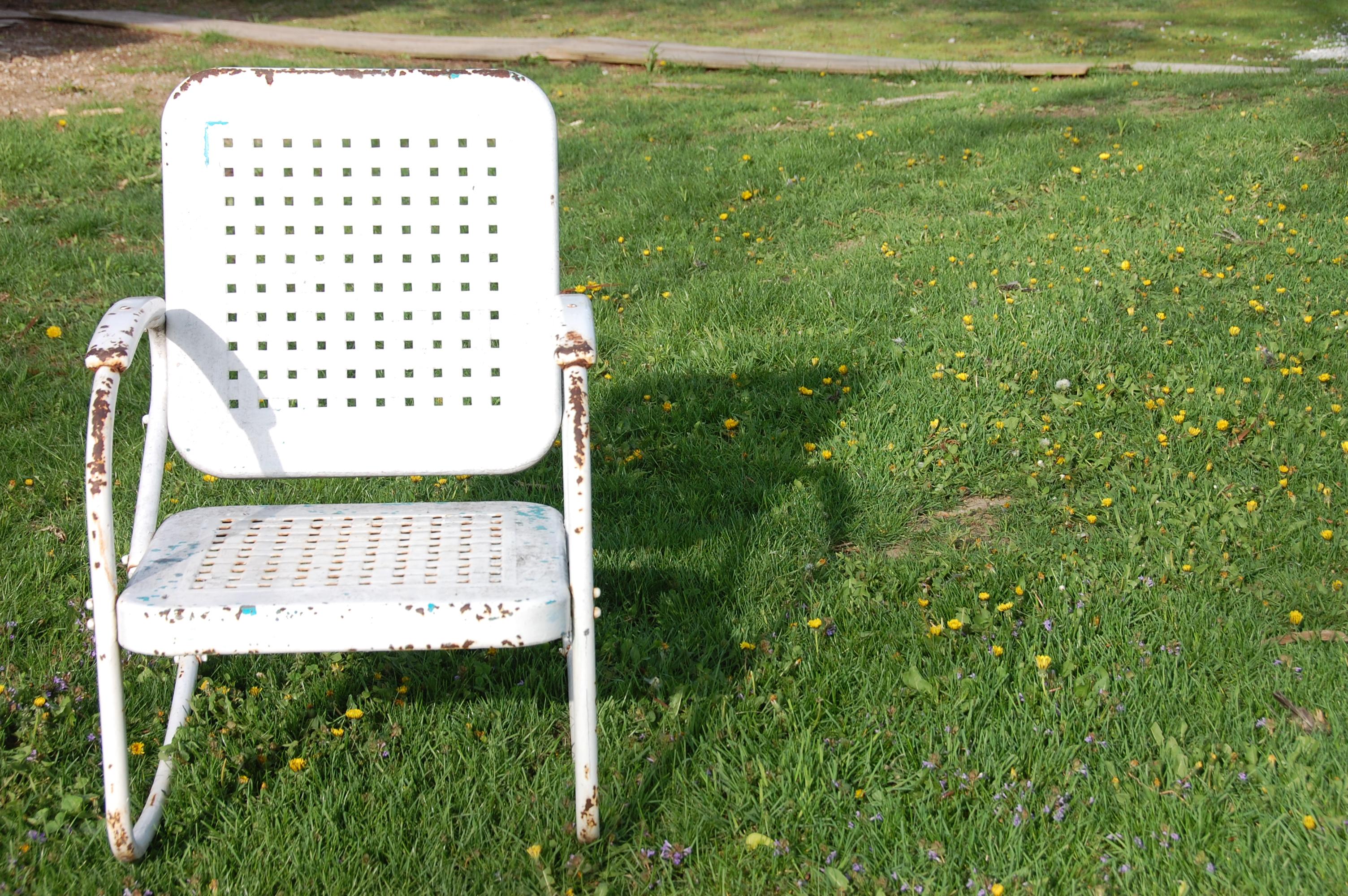 My Pinhole Matching Chairs
